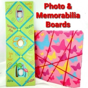 Padded Photo/Note Boards